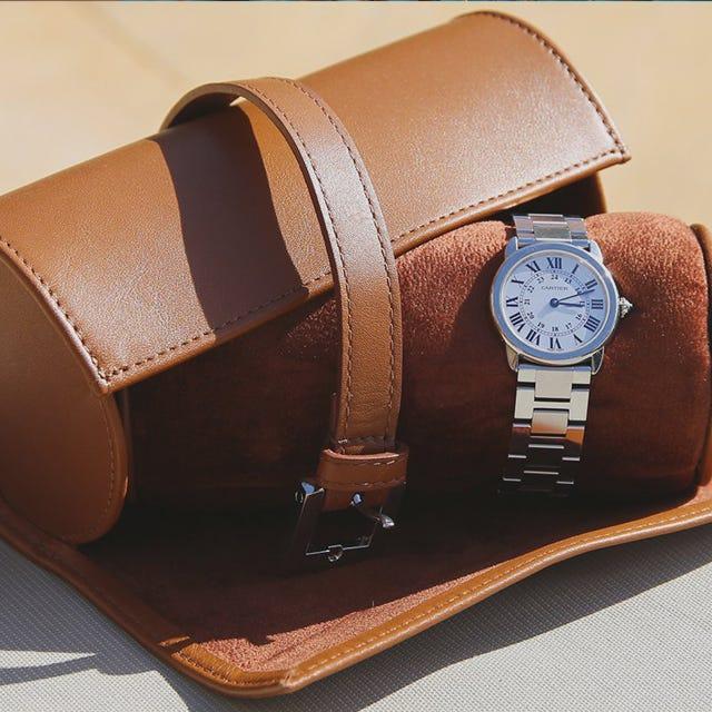 Travel watch case