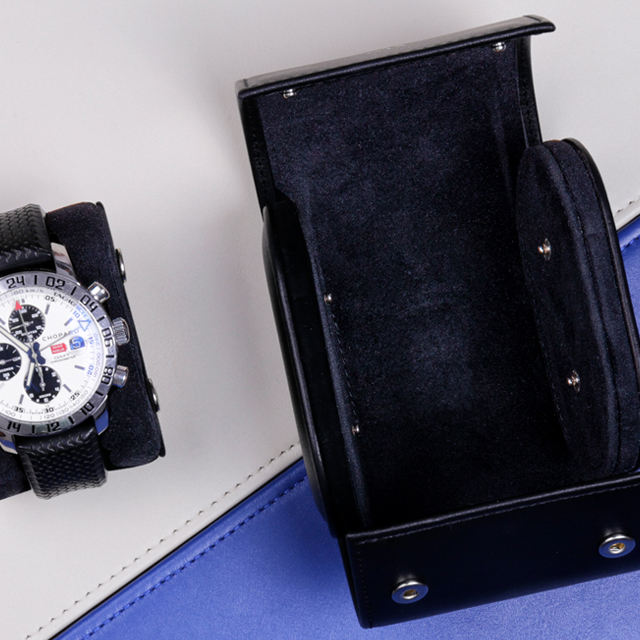 Watch case for 1 watch